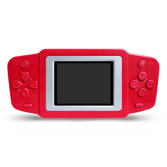 2.5'' Portable Video Game Player 268 8 bit Classic Games Gamepad Console Battery 1
