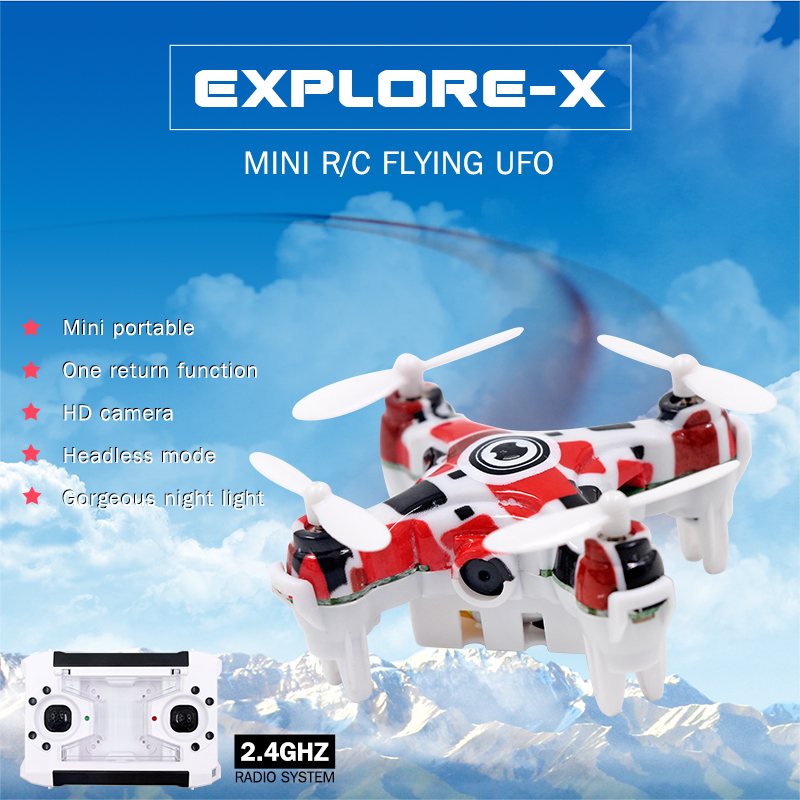 Flytec E905B 4CH optical positioning drone with 0 3MP FPV camera high hold function foldable drone