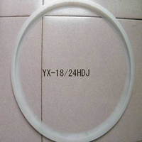 Sealing Silicon Rubber Ring Jiangyin Binjiang YX 18/24HDJ portable pressure steam sterilizer pressure cooker fittings