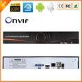 Full HD 1080 P CCTV 4CH NVR 8CH NVR Para A Câmera IP ONVIF H.264 HDMI Gravador de Vídeo em Rede NVR de 4 Canais 8 Canais