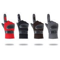 Touch Screen Snow Head Ski Glove Waterproof Degree Winter Warm Snowboard Gloves Men Motocross Windproof Cycling