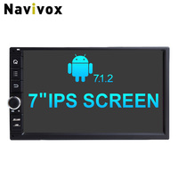 Navivox8 Core 7 Android7 1 2 2din Universal GPS Navigation Radio Stereo Audio Player 1024 600
