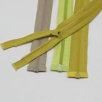 De alta calidad, 1 unidad, 70 cm, nailon, cremallera, color, bobina mixta, herramientas de costura, accesorios de ropa personalizados
