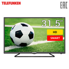 "Телевизор 31.5"" Telefunken TF-LED32S52T2S HD SmartTV(Russian Federation)"