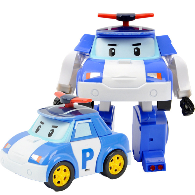 Action Figures Robocar Transformation Robot Korea Anime Poly Car Model Kids Boys Toys For Children Gift F4Action Figures Robocar Transformation Robot Korea Anime Poly Car Model Kids Boys Toys For Children Gift F4