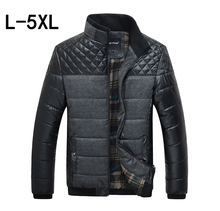 New Arrival Casual Men winter Jackets High quality Slim Fit Mens Brand Clothing Outerwear shark men
