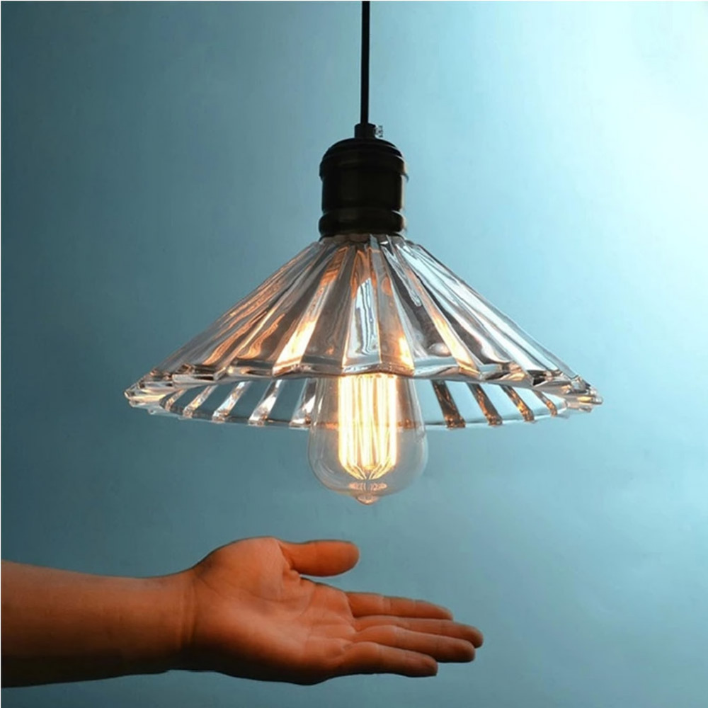 Modern Simple Crystal Pendant Lamp Simple Loft Pendant Light Crystal Umbrella Shape Pendant Lamps Dining Room Lighting Decor a1 master bedroom living room lamp crystal pendant lights dining room lamp european style dual use fashion pendant lamps