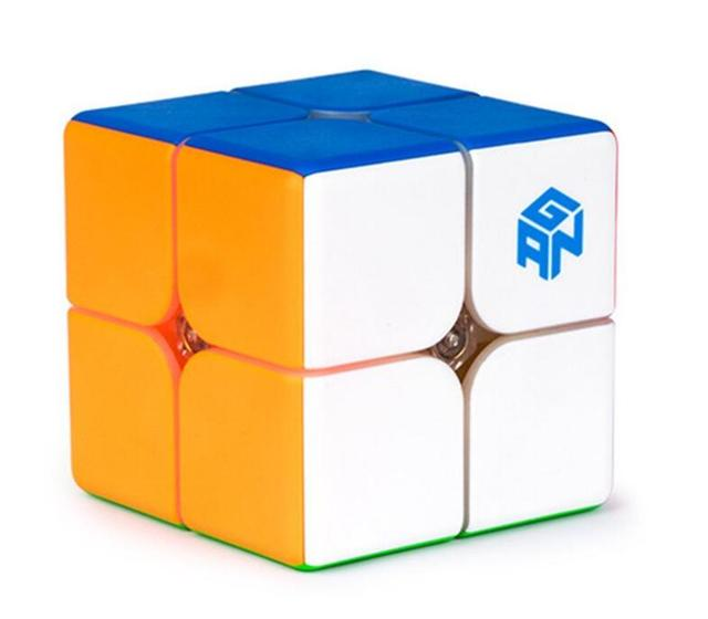 Gan249 V2 Cube Gans Speed Cube 2x2 Magic Cube Puzzle Gan