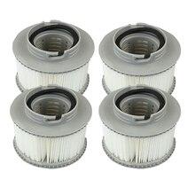 Самый дешевый MSPA горячая ванна фильтр картриджи пакет 4 фильтра в общей сложности