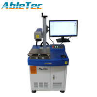Hot sale 20w fiber laser marking machine with Air cooling PC control system