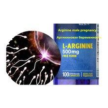 L аргинин в капсулах, пуритан, супер цинк, селен, сокровище для улучшения жизнеспособности спермы и повышения сексуальной функции мышц