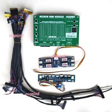 Led-Test-Tool-Kit-Set Monitor-Display Lvds-Cable Laptop Repair-Screen LCD TV for