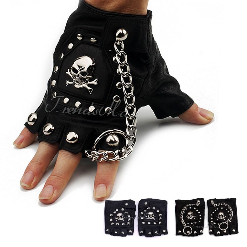 Childrens black leather gloves -  Por Black Leather Gloves Boys Black Leather Gloves