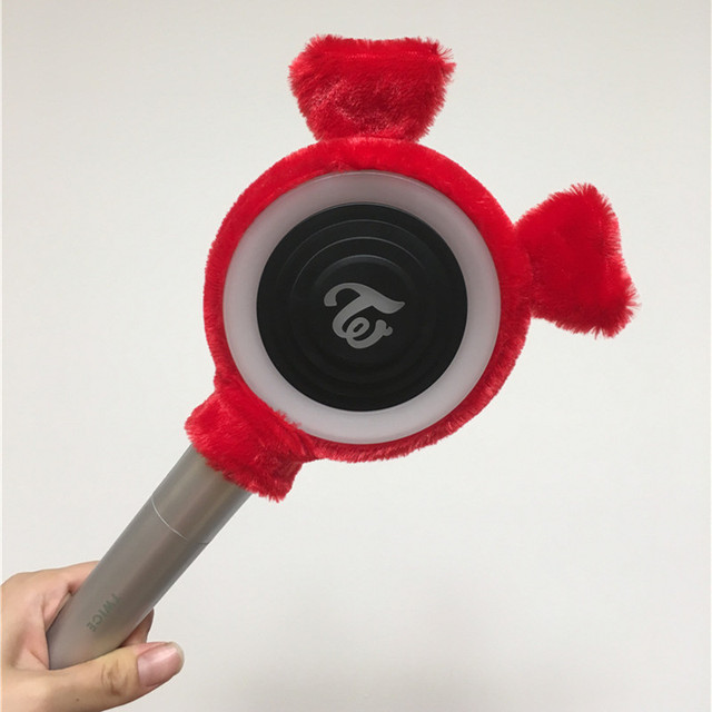 TWICE CANDYBONG Plush Case (11 Colors)