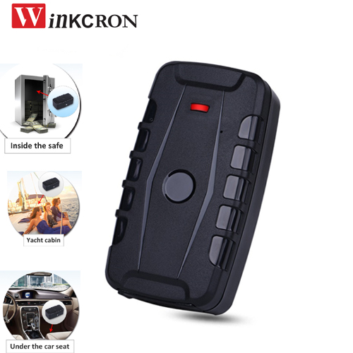 20000mAh Battery Car GPS Google Link Real time Tracking Car Magnet GSM GPS Tracker <font><b>LK209C</b></font> Free Platform With Mobile Phone APP image
