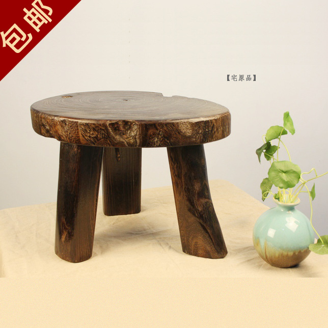 Wooden Japanese Stools ~ Japan s exports of changing his shoes stool style wood