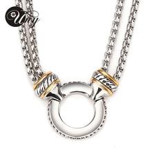UNY, винтажные ожерелья, подвески, ювелирное изделие, антикварное ожерелье, подвеска, дизайнерское модное Брендовое ожерелье, s подвески, женское ожерелье, подвеска