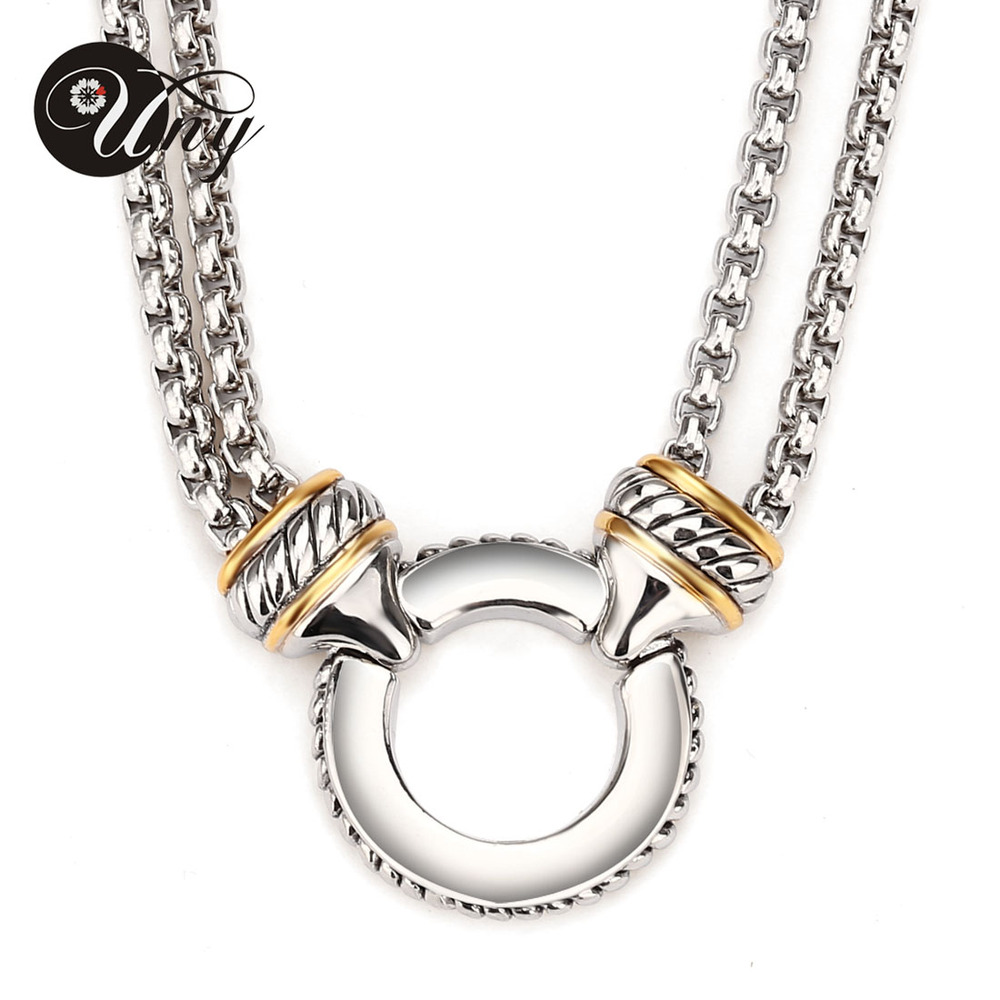 UNY Vintage Necklaces Pendants Jewelry As