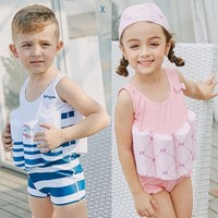 2018 New Boys Girls Professional Buoyant Learn Swimming Children's Life Jacket Water Sports Buoyant aid Life Jacket Swimming
