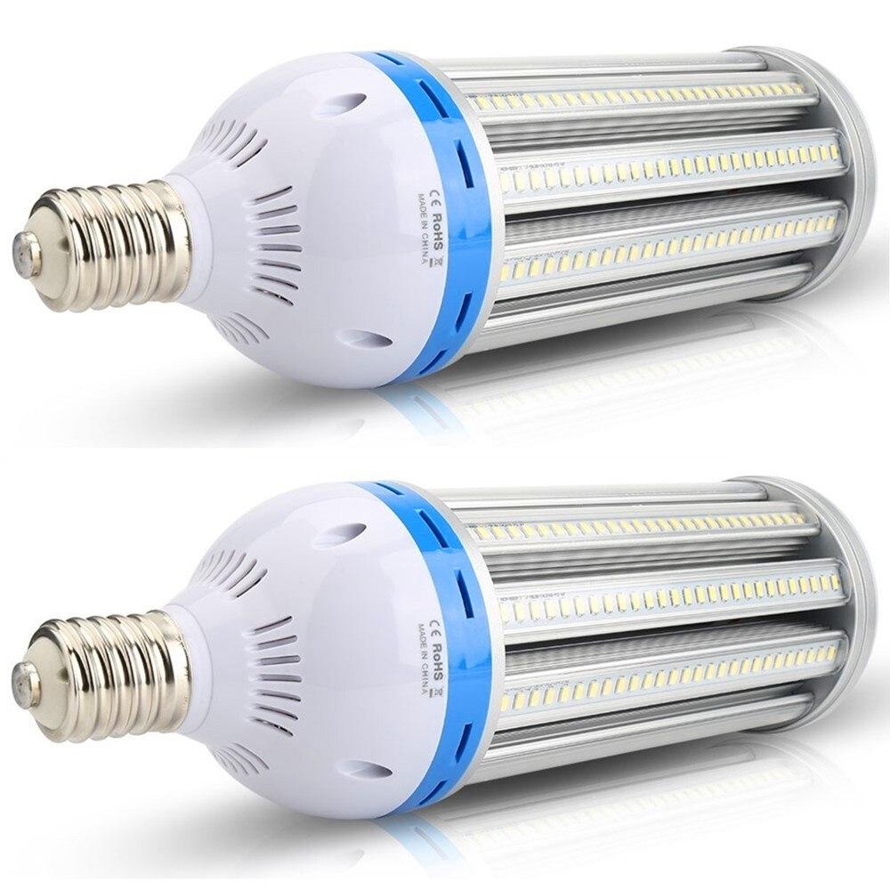 Супер яркий 120 Вт светодиодный кукурузный светильник 9000 люмен E40 светодиодный светильник SMD5730 AC85 265V теплый/белый кукурузный светильник 10 шт./лот