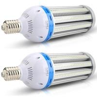 Super Bright 120W LED Corn Bulb 9000Lumen E40 LED Light SMD5730 AC85 265V Warm/White Corn Lamp 10pcs/LOT