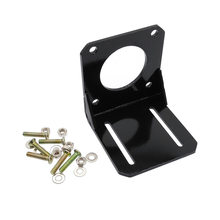 NEMA23 57 Stepper Motor Accessories L Mounting Bracket Mount fixed support Shelf(China)