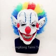New Stephen Kings It Clown Mask Halloween Overhead Full Latex masks