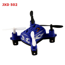 Free Shipping Rc Helicopter JXD 502 4ch Headless Mode Auto-return Function 3D 360Degree Stunt Tumbling Eversion Mini Drone