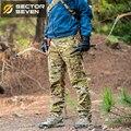 10 bolsillos pantalones de moda Juego de Guerra de camuflaje pantalones Cargo para hombre silm Casuales pantalones de Combate SWAT Army military Pantalones Activos