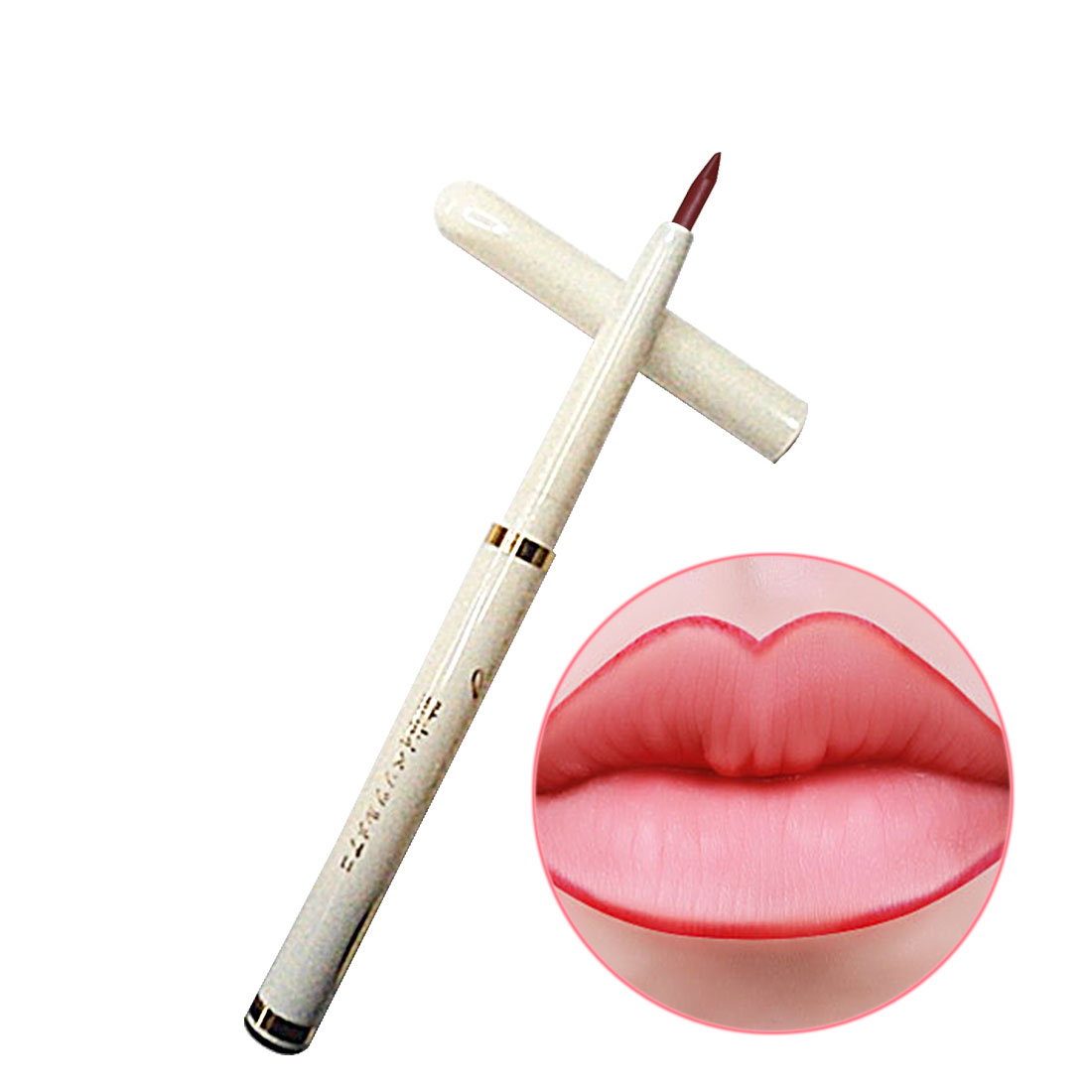 1PC Automatic Rotary Lip Liner long-lasting natural brand makeup sexy products lady waterproof beauty lip pencil