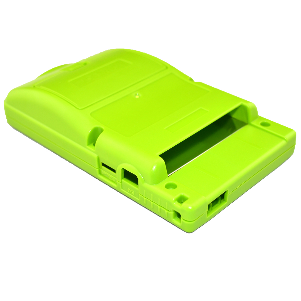Image 3 - 100 sets a lot High quality 13 Colors Housing Shell replacement Parts Cover for G B C Case Pack for Gameboy Color ShellCases   -