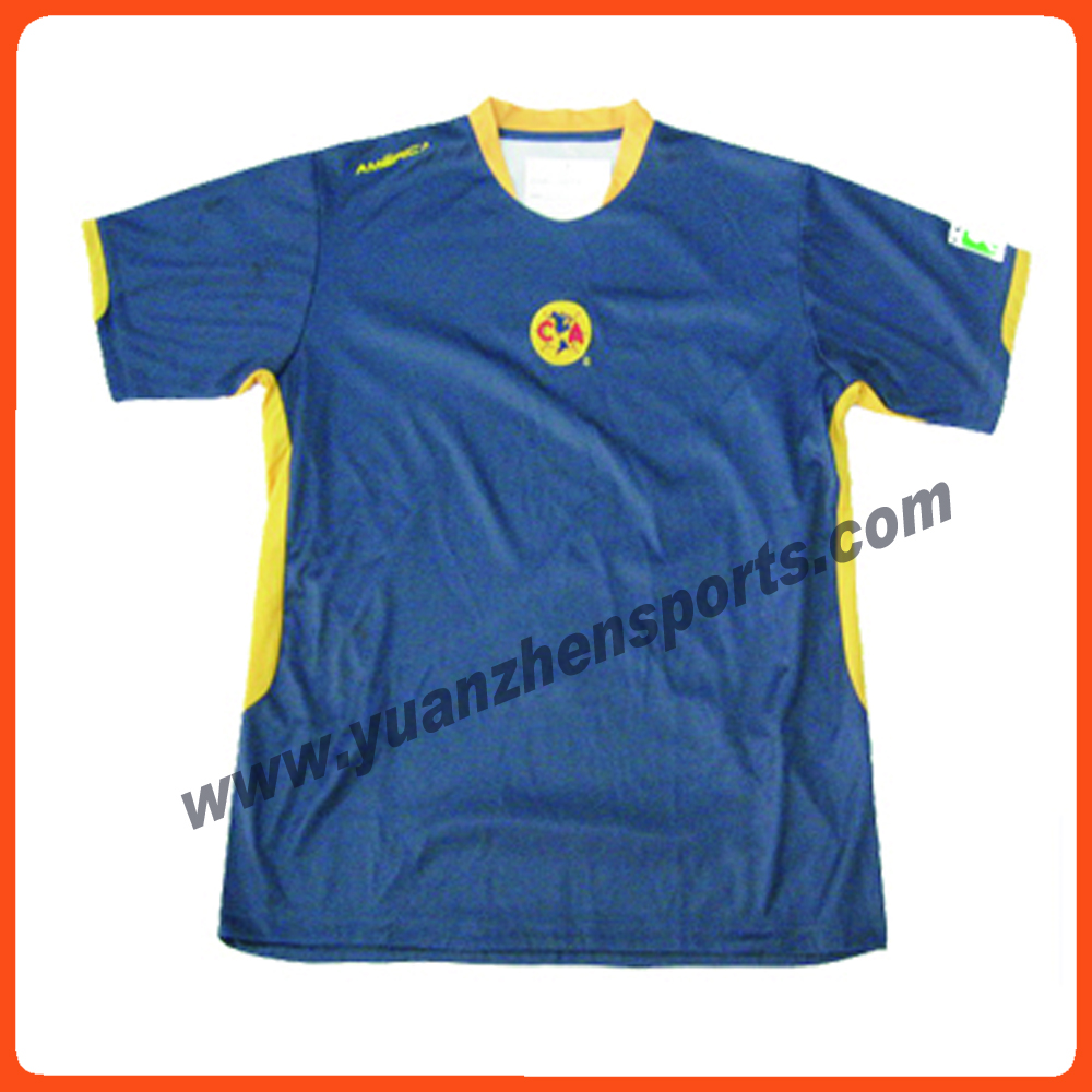 Design your own football jersey t-shirt - Customized Design Youth Football Jersey China Mainland