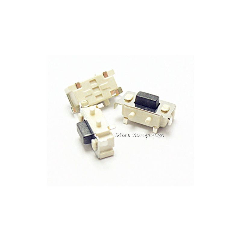 цена на 10Pcs SMT 3X6X3.5MM Tactile Tact Push Button Micro Switch Momentary 3*6*3.5mm