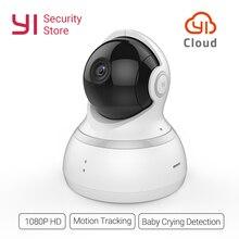 YI Dome font b Camera b font 1080P Wireless IP Security Surveillance Night Vision International Version