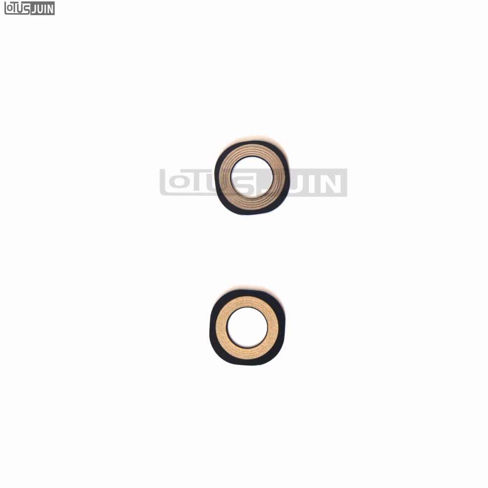 2 ADET Arka arka Kamera cam lens kapağı Için G4 H810 H811 H815 F500 Onarım Yedek Parça