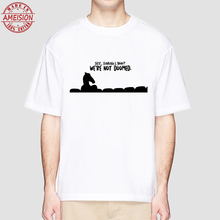 horseman t shirt 2019 Summer Hot tshirt boy short sleeve t-shirt white color bojack horseman shirt Fashion Top Tees O-Neck