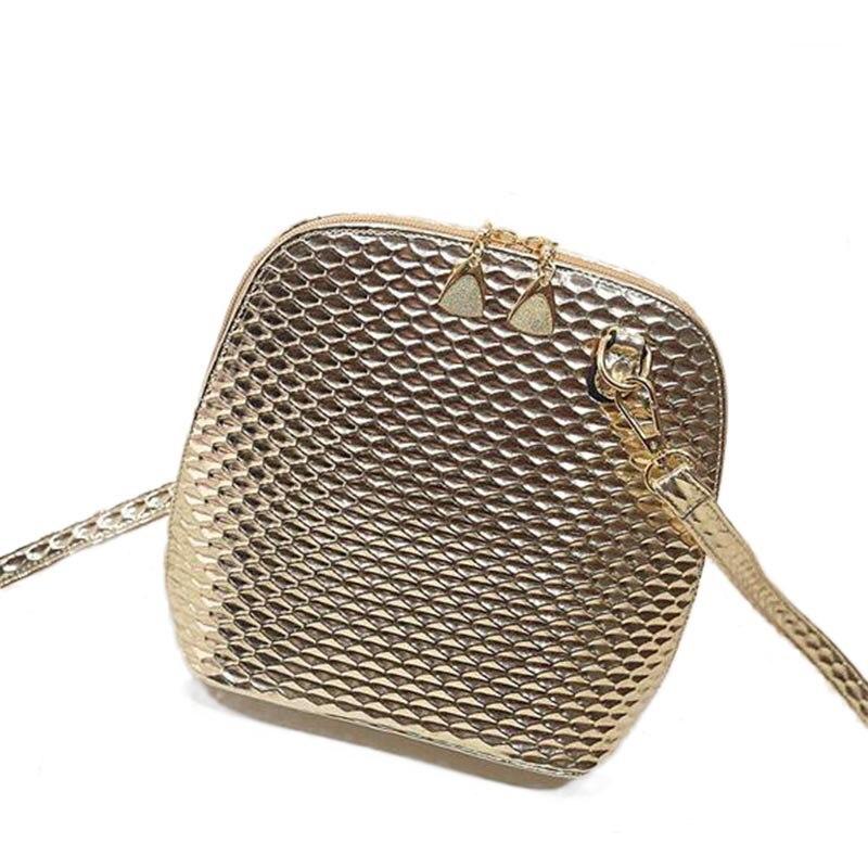 Casual criss cross small shell handbag hotsale women evening clutch ladies party