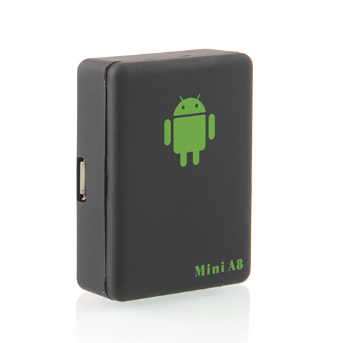 High Quality Locator Real Time <font><b>Mini</b></font> <font><b>A8</b></font> <font><b>GPS</b></font> <font><b>Tracker</b></font> GSM/GPRS/<font><b>GPS</b></font> Tracking Device With SOS Button For Cars Kids Elder Pets Locator image