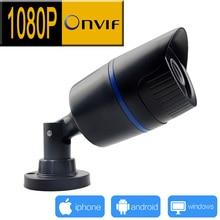 1920*1080 ip camera outdoor 1080P cctv security surveillance system webcam waterproof video cam infrared home camara p2p JIENU