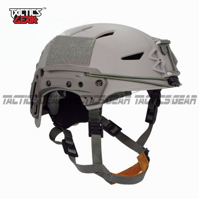 Sports helmet military new IMPACT EXFLL Lite helmet FG tactical air gun sport paintball shooting protection free shipping-in Helmets from Sports & Entertainment    1