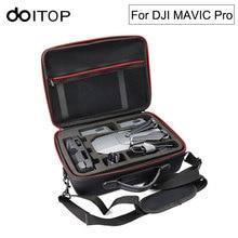 MAVIC Pro Almacenamiento DOITOP EVA Bolso Impermeable Para DJI caja Caso Protector de Shell Bolso Portátil Para Mavic Pro Drone #3