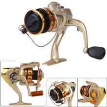 10BB Bearing Balls Fishing Spinning Reel 5.5:1 Freshwater Fishing Reel Wheel Series 500 1000 2000 3000 4000 5000 6000 7000 Pesca