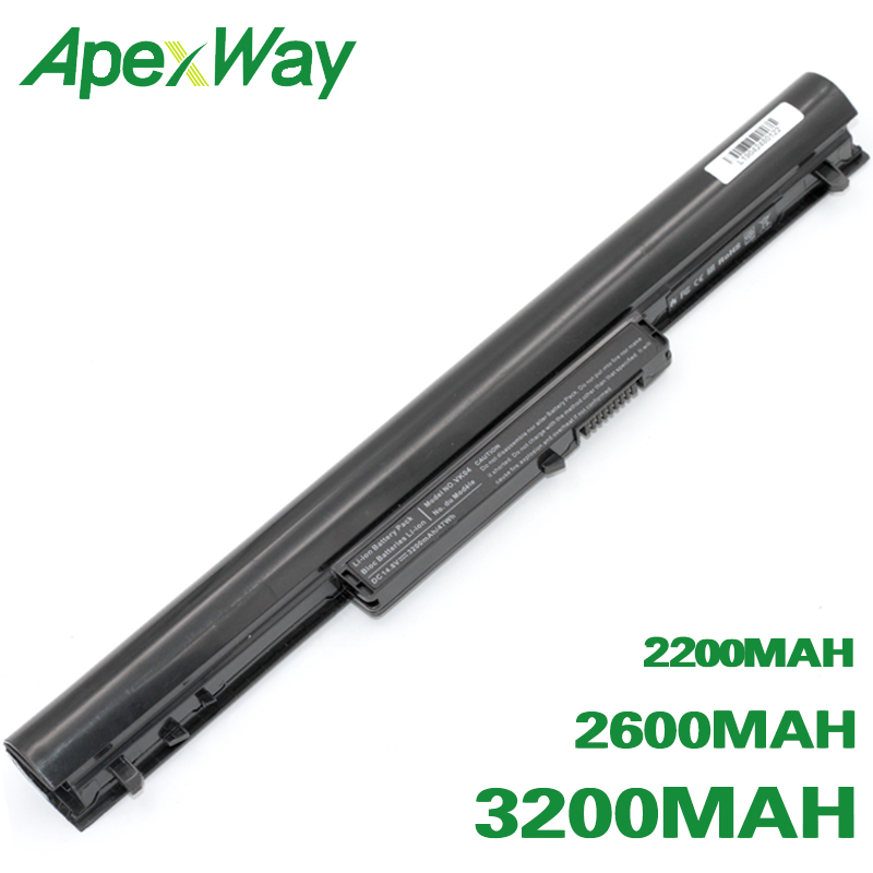 ApexWay Battery For HP Pavilion Sleekbook 14 14t 14z 15 15t 15z HSTNN-YB4D 695192-001 HSTNN-PB5S HSTNN-YB4D HSTNN-DB4D VK04