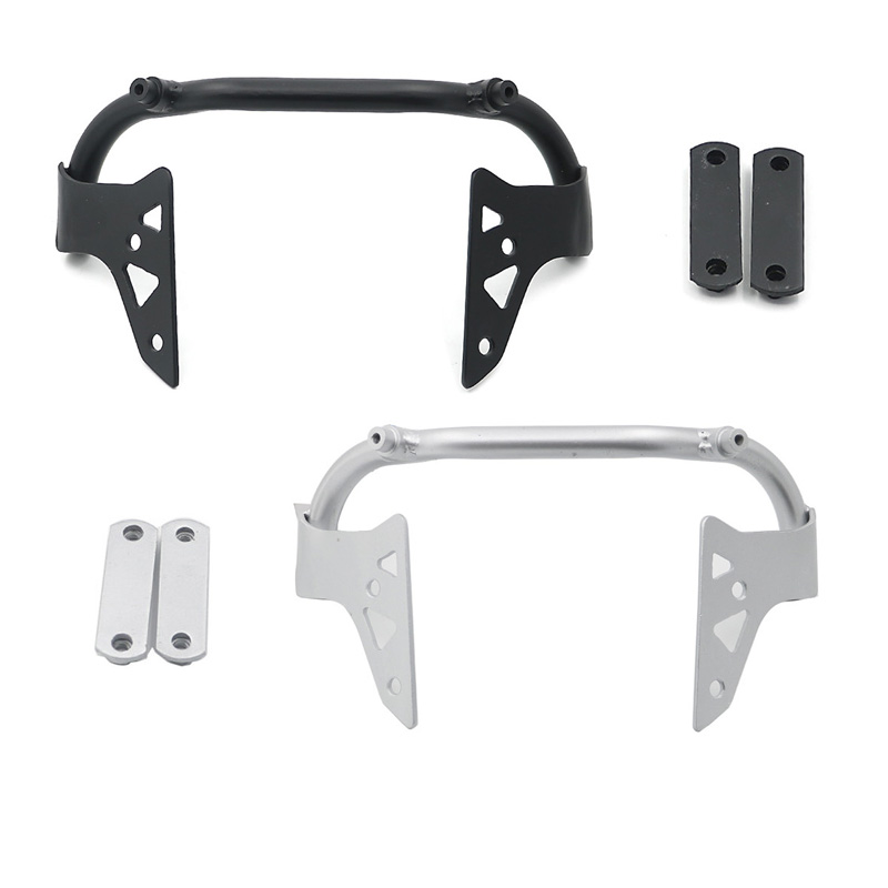 NC700 NC750 Motorcycle windshield stainless steel heightening Support bracket kit FOR HONDA NC700X NC700S NC750S <font><b>NC750X</b></font> 11-16 image