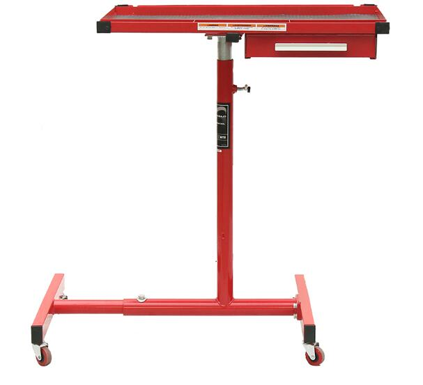 Heavy Duty Mobile Work Table With Drawer Rolling Tool