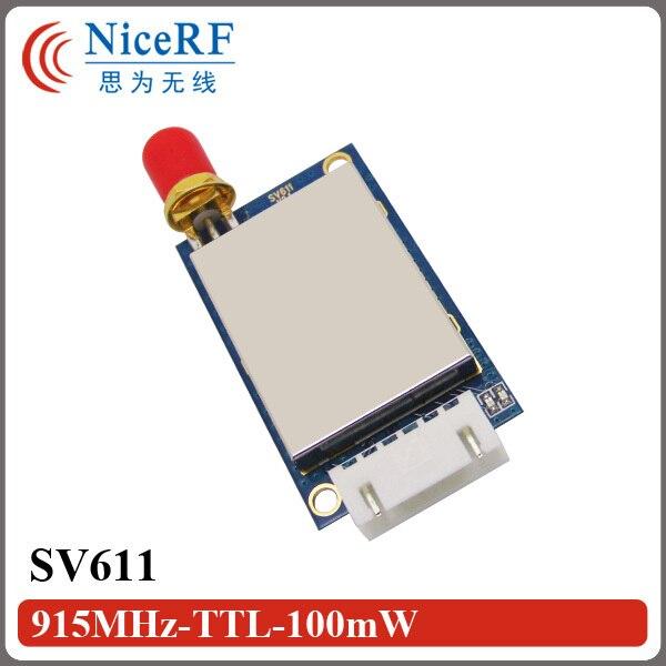 Ingyenes szállítás 2PCS SV611 915MHz TTL interfész vezeték - Kommunikációs berendezések - Fénykép 4