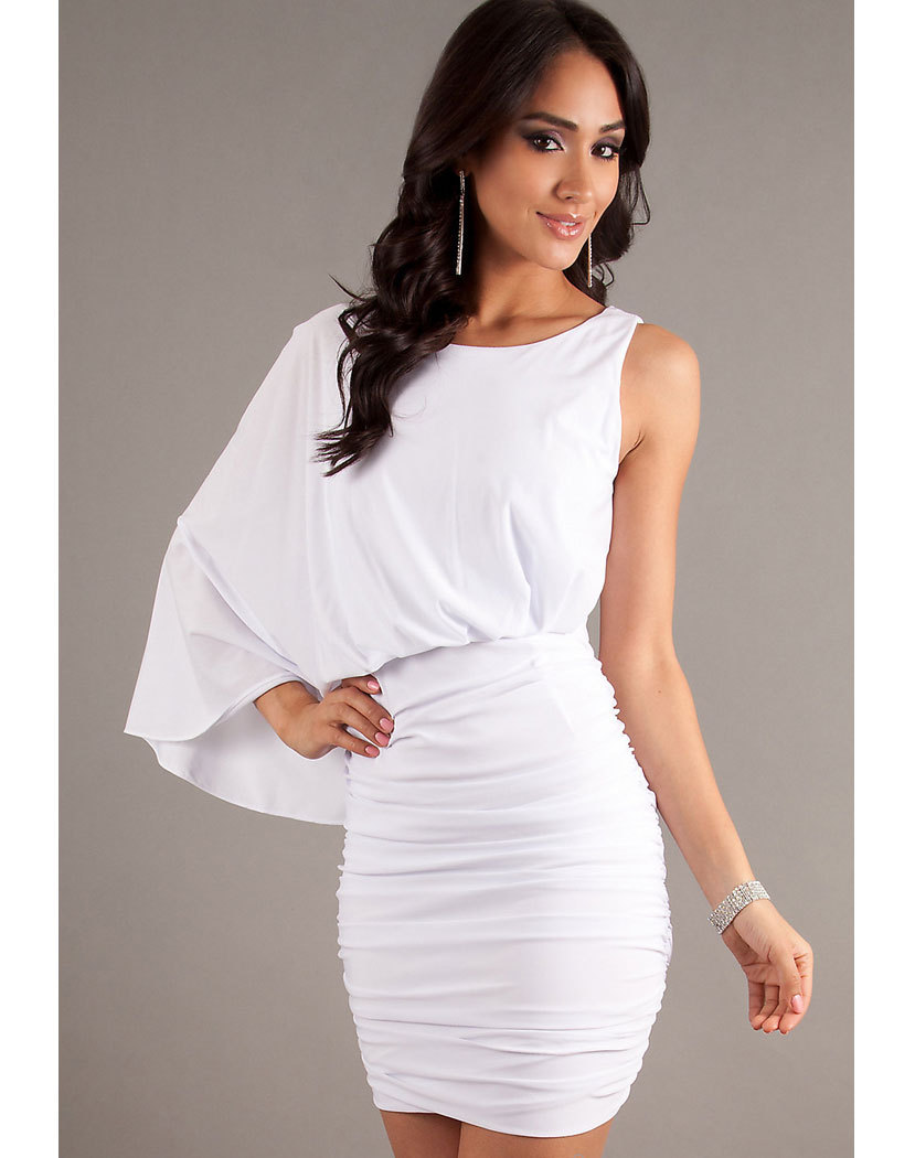 Online Get Cheap White Frocks for Women -Aliexpress.com | Alibaba ...