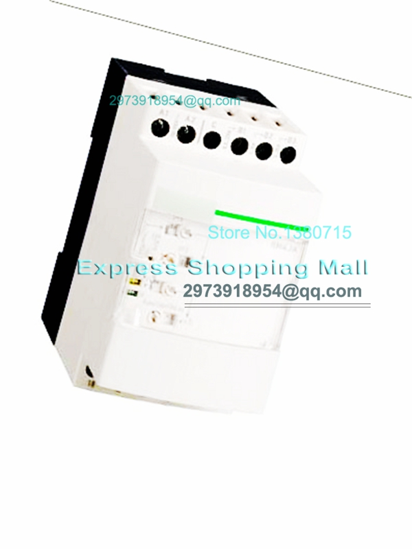 New RM4JA32MW RM4 control relay Measure Relay dhl eub 2pcs new original for schneider rm4 lg01m rm4lg01m relay 15 18