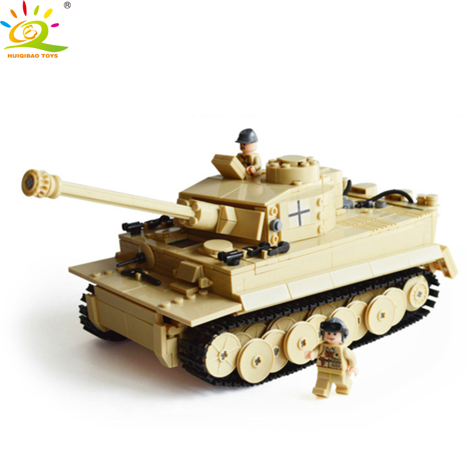 995pcs German King Tiger Tank Model Century Military Building Blocks Compatible legoed weapon Enlighten Bricks Toys for children c51018 german tiger tank rc 313pcs building blocks toys for children compatible legoings technic weapon