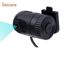 Seicane Mini 720P 140 View Angle 360 Rotation HD DVR Car Camera Video Registrator Recorder G-Sensor Motion Detection Blackbox